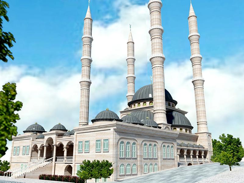 islami-kulter-merkezi-camii-3